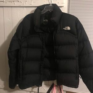Women's North Face Puffy Jacket